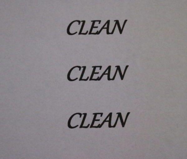 Laundry Washing Powder