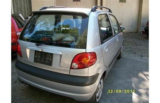 Daewoo Matiz 800 SE