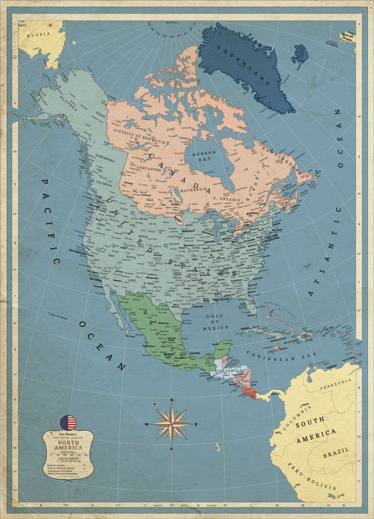 Alternate History Cartography