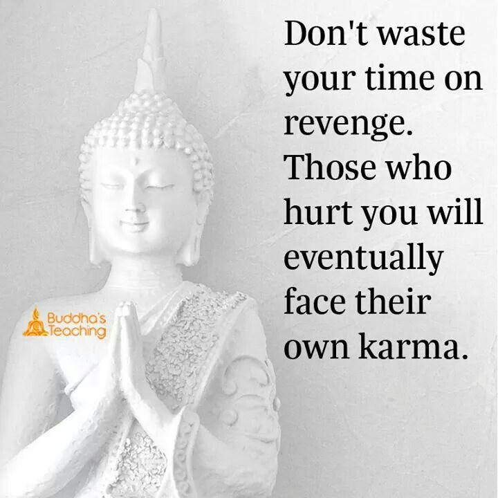. #karma #revenge #time