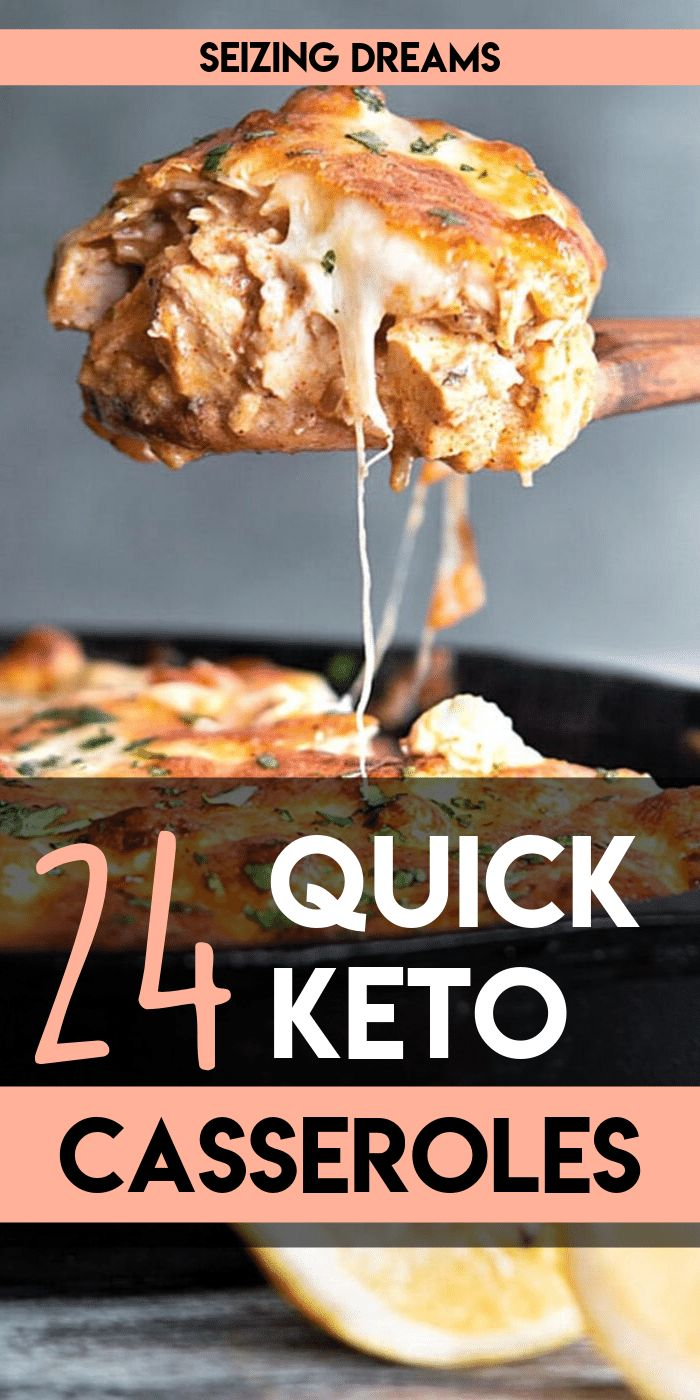 A ketogenic diet would never be complete without keto casserole recipes, so here are 9 of the best low carb casseroles for lunch, dinner and even brea…