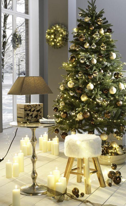 New Weihnachtstrends Tannenbaum k nstliche Tannenzweige ca cm hoch Produktnummer