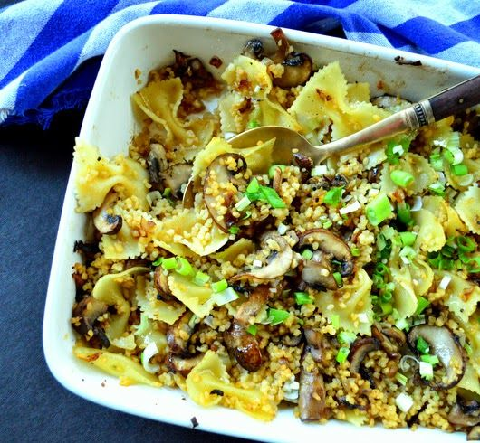 This is How I Cook: Not My Mama's Kasha Varnishkes