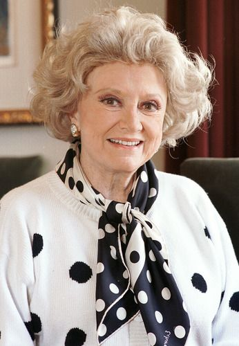 Phyllis Diller August 20th 2012 -Age 95