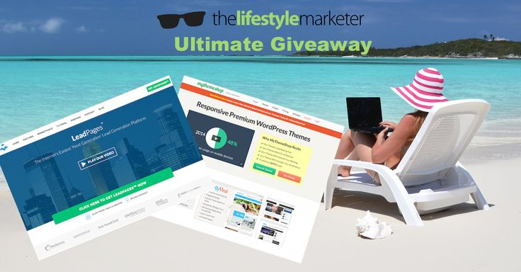 The Lifestyle Marketer Build a Lifestyle Business Giveaway