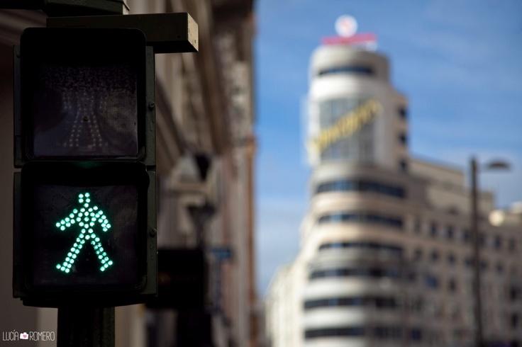 Loving Madrid by Lucía Romero Fotografía via litmind.com