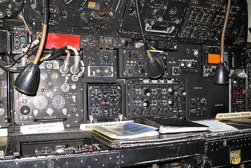 Avro Vulcan XM594