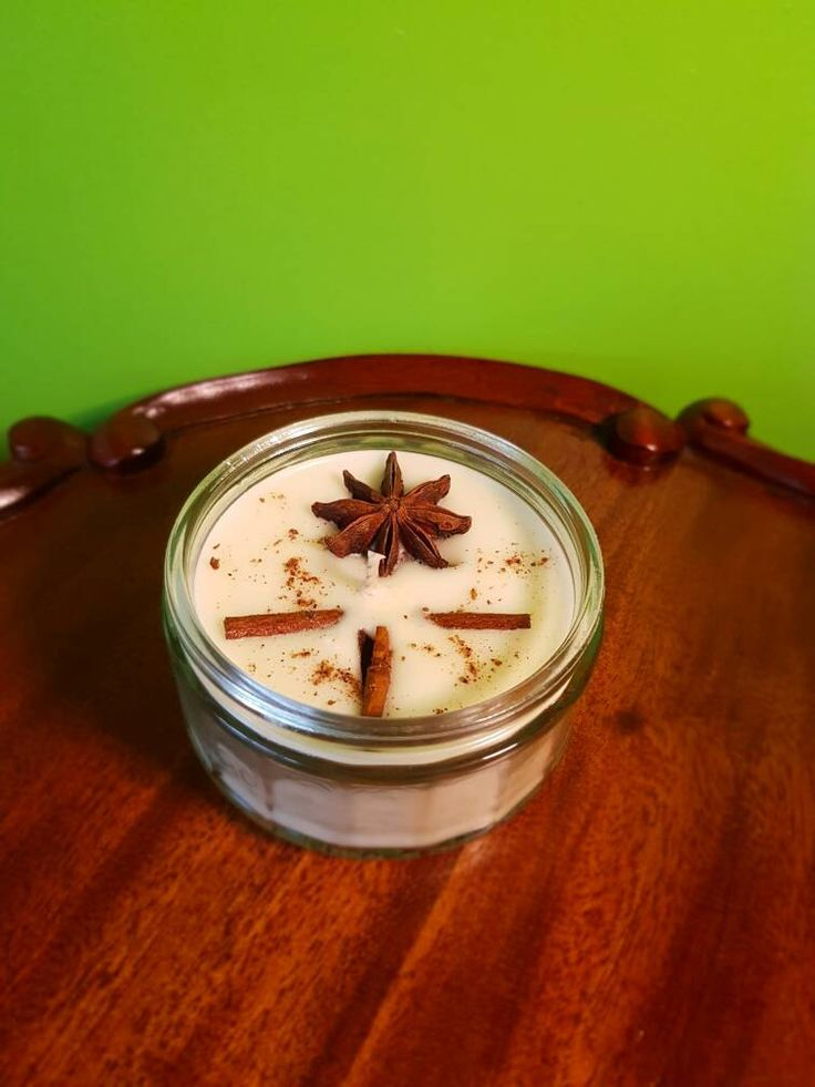 Christmas candle Winter Spice , handmade soy wax candle, dressed candle, scented soy wax candle, Winter Spices scented candle by SanitasMagicalScents on Etsy