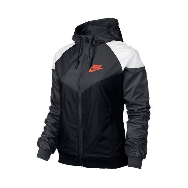 Nike windrunner jacket ❤ liked on Polyvore featuring activewear, activewear jackets, nike sportswear, nike and nike activewear
