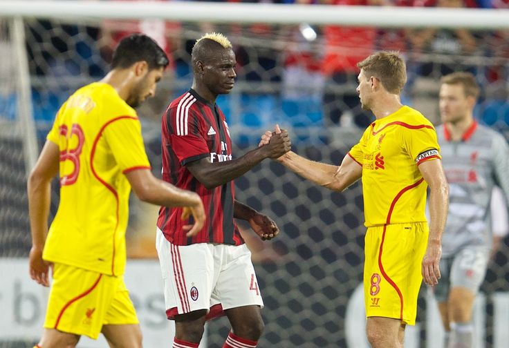 Monday's LFC Transfer News: Balotelli back on Merseyside #LFC