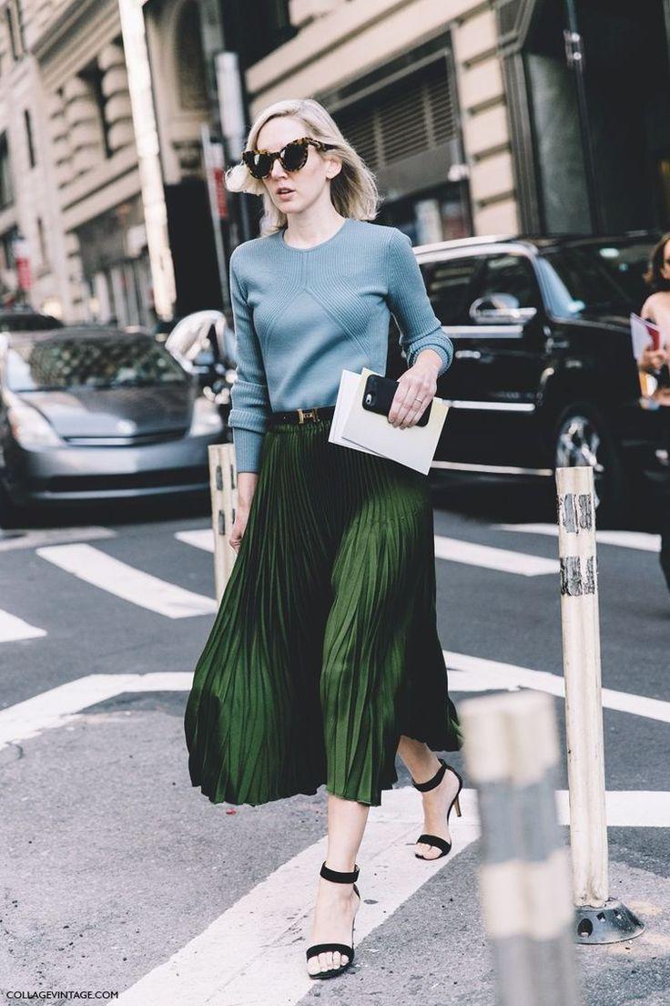 New York Fashion Week Street Style #2