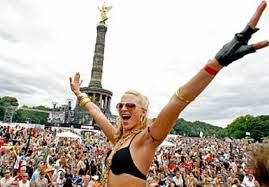 The Love Parade Berlin