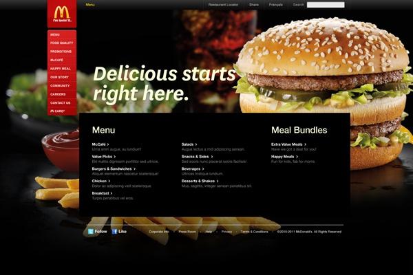 McDonalds Canada by Tribal DDB Toronto