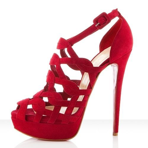 Christian Louboutin Sandals Larissa Plato 150 Suede Red Outlet : christian louboutin shoes,sale on christian louboutin,christian louboutin outlet,christian louboutin heels,christian louboutin platform, in christianlouboutnshoes.com Inc