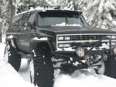 "1990 Chevrolet Suburban 46"""