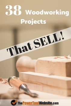 38 Woodworking Projects That Sell – Easy Projects With Free Plans!