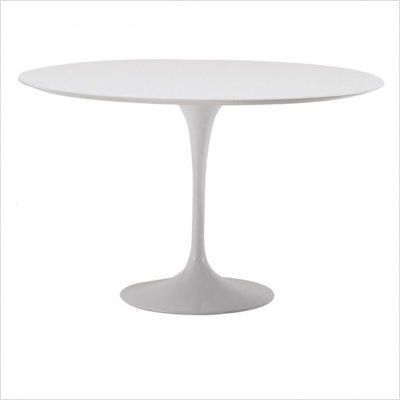 THE dining table for me.   Completely out of reach of course ...  EERO SAARINEN round dining table, $1,677