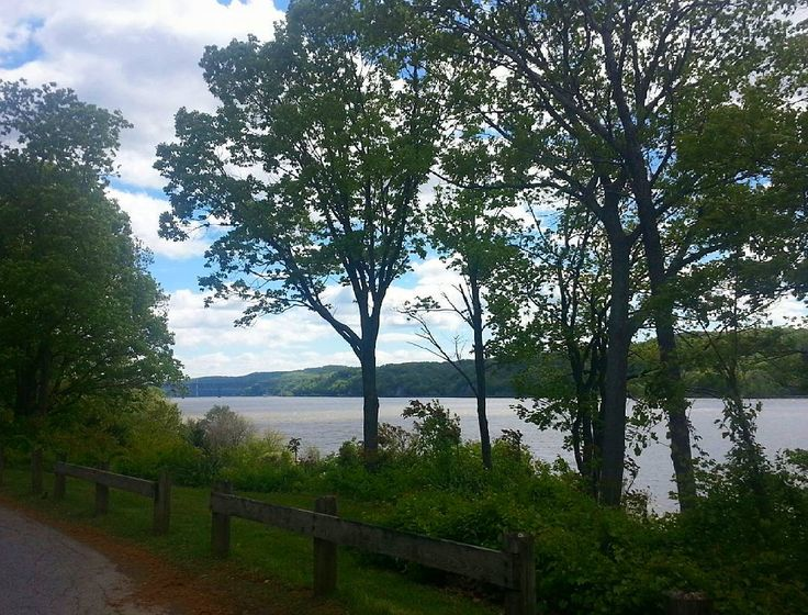 Another beautiful day at the CIA #monday #hudsonriver