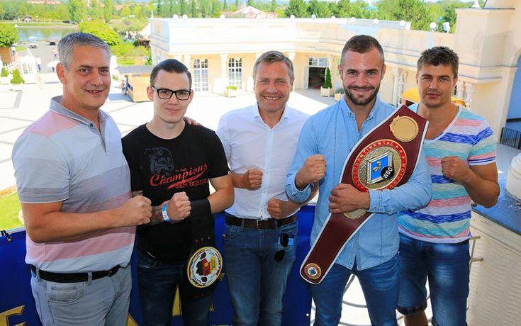 Der Vorverkauf ist gestartet. Mit nun drei Titelkämpfen wird die SES-Box-Gala in gut vier Wochen in der neuen BELANTIS-ARENA für SES Boxing in seinem Jubiläumsjahr 2015 wieder eine ganz besondere Veranstaltung.