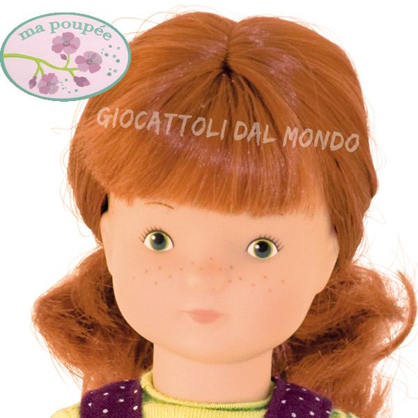 Bambola in vinile Moulin Roty - 26cm http://www.giocattolidalmondo.it/articoli/401/louise-bambola-rossa-in-vinile-moulin-roty.htm