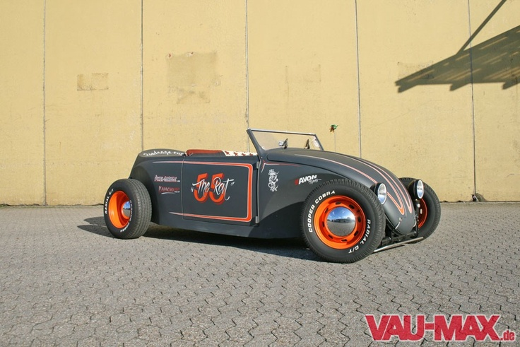 vw  rat rod | VAU-MAX.de - Artikel - The Rod is Hot - VW Käfer als Hot Rod-Umbau