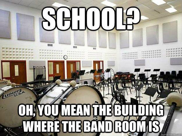 Band Geek memes | quickmeme