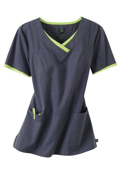 Nurse scrubs and uniforms