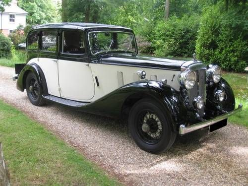 1937 Daimler Light Straight Eight
