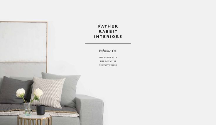 Father Rabbit Interiors – Father Rabbit Limited