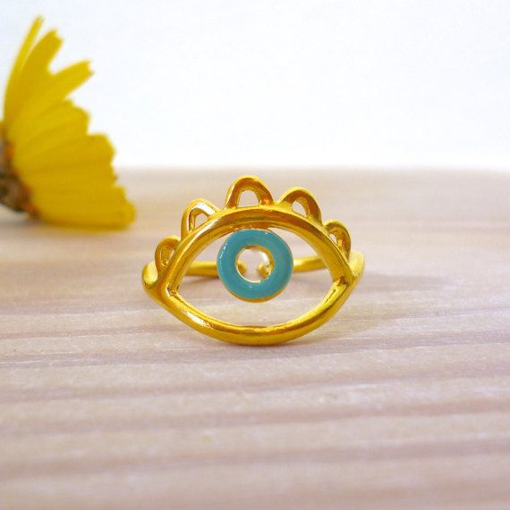 Hey, I found this really awesome Etsy listing at https://www.etsy.com/listing/269701905/evil-eye-ring-evil-eye-jewelry