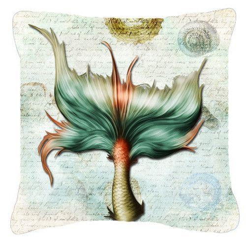 Mermaids and Mermen Tail Indoor/Outdoor Throw Pillow
