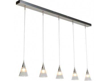 masterlight hanglamp cono - ook zelf samen te stellen, maximale lengte 180 cm