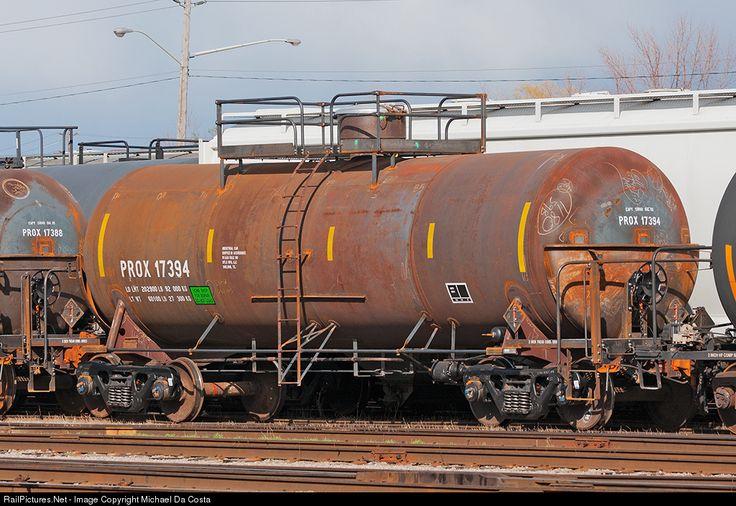Railpictures Net Photo Prox17394 Procor Tank Car At Oakville