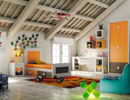 Macral Design. Kids and young bedroom - contemporary - kids tables - miami - Macral design Corp