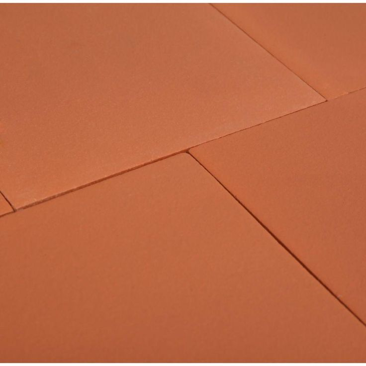 Daltile Quarry Tile Red Blaze 6 In. X 6 In. Ceramic Floor