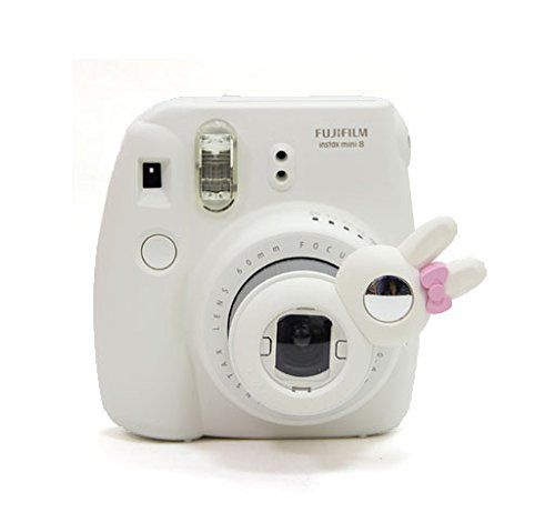 [Fujifilm Instax Mini 7s Mini 8 Selfie Lens] -- CAIUL Rabbit Style Instax Close Up Lens with Self-portrait Mirror For Fujifilm Instax Mini 8 mini 7s Camera (White) CAIUL http://www.amazon.com/dp/B00MAJHW78/ref=cm_sw_r_pi_dp_Y42Ovb1XA8KT0