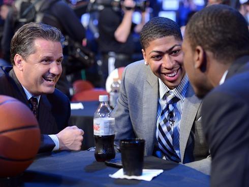 Kentucky Wildcats make history at 2012 NBA draft!