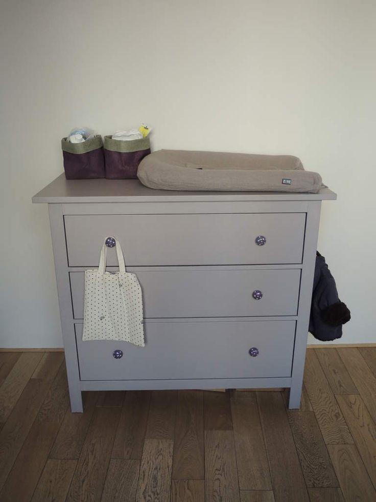 pingl par chlo domenech sur d co chambre b b hemnes. Black Bedroom Furniture Sets. Home Design Ideas