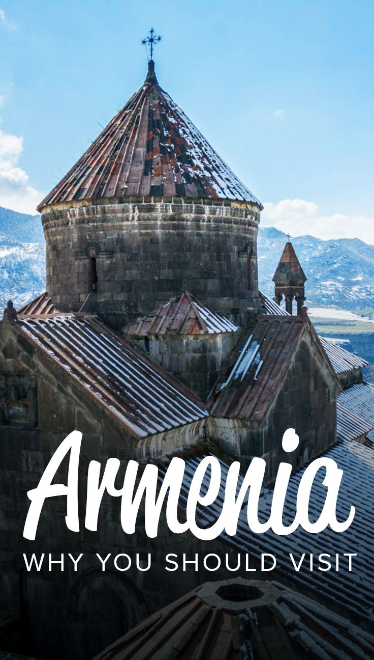 Why travel to Armenia? Click through to find out why you shouldn't leave Armenia off of your list when planning your next vacation or backpacking adventure.