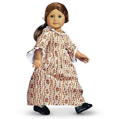 "American Girl Doll - Felicity 1774 - a gift to Jessica, and ""on loan"" to me."