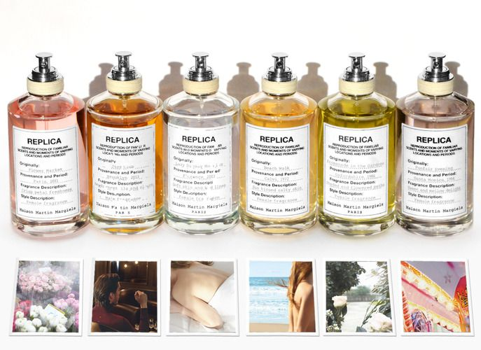 The #Sephora Glossy takes a fragrance flight around the globe with the famed French fashion house Maison Martin Margiela.