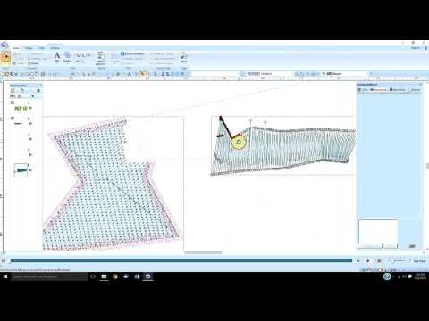PE Design 10 (lesson 12) blocks & stitches - YouTube