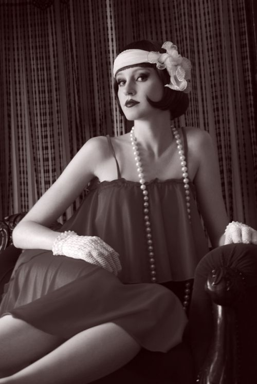 1920s hair 1920s Hair and Makeup Tips