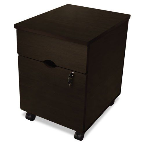 Linea Italia® - Trento Line Mobile Pedestal File, 1 Box/1File Drawers, Mocha - Sold As 1 Each - Stylish minimalist design for universal appeal. by Linea Italia Products. $207.99. Linea Italia® - Trento Line Mobile Pedestal File, 1 Box/1File Drawers, MochaFits under desk to conserve valuable space. Scratch- and stain-resistant woodgrain laminate frame with durable PVC edge. Full-extension locking metal drawers operate on steel ball bearing slides and accommodate let...