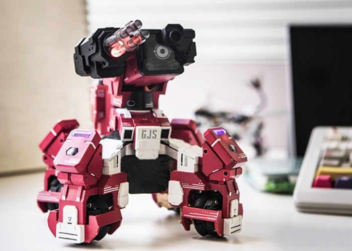 GEIO FPS Battle Robots With Visual Recognition -   GJS have designed and built awesome battle robots which are equipped with visual recognition and allow you to enjoy first person action, offering a fantastically immersive experience in a virtual war zone that is played …