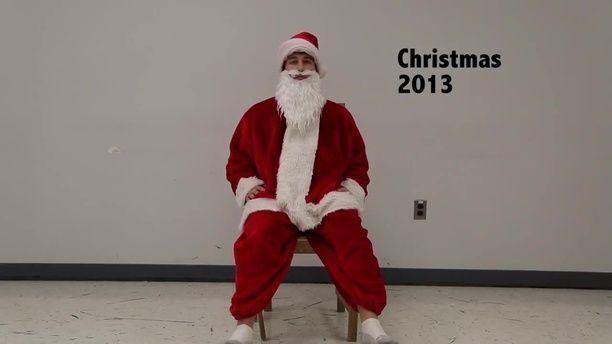 Santa and Billy | MisterEpicMann