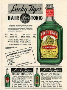 old school shaving supplies