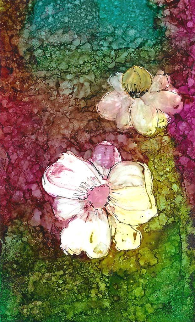 flowers in summer...