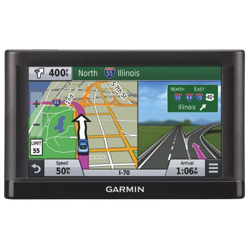 Best Buy Canada    Gps With Na Maps Lifetime Map Updates Dual Orientation Lane