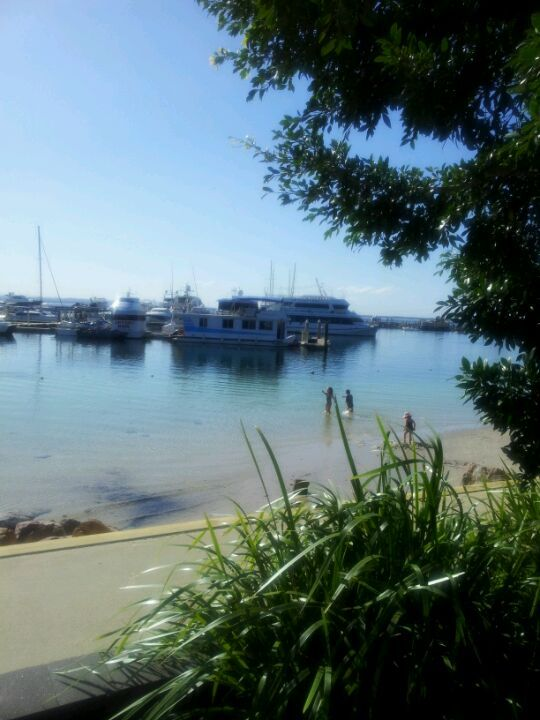 Port Stephens in Nelson Bay, NSW